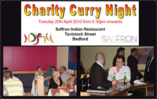 Charity Curry Night