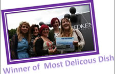 Come Dine With Me Charity Picnic Winners