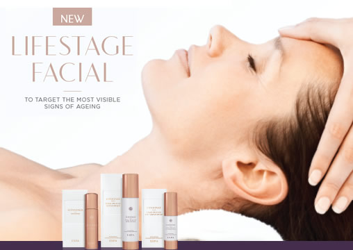 The revolutionary ESPA Lifestage Facial Available Now
