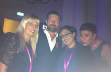 Redken NYC awards in London
